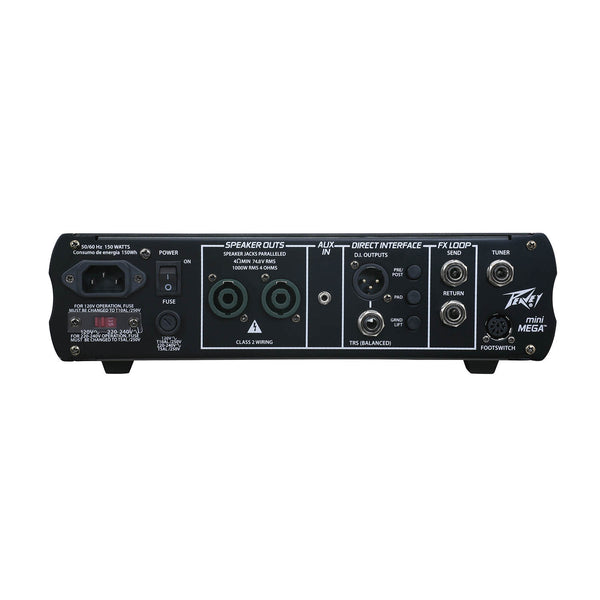 Peavey Mini Mega 1000 Bass Head