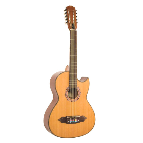 Lucida Electric Bajo Quinto With FREE Extra Set Of Strings