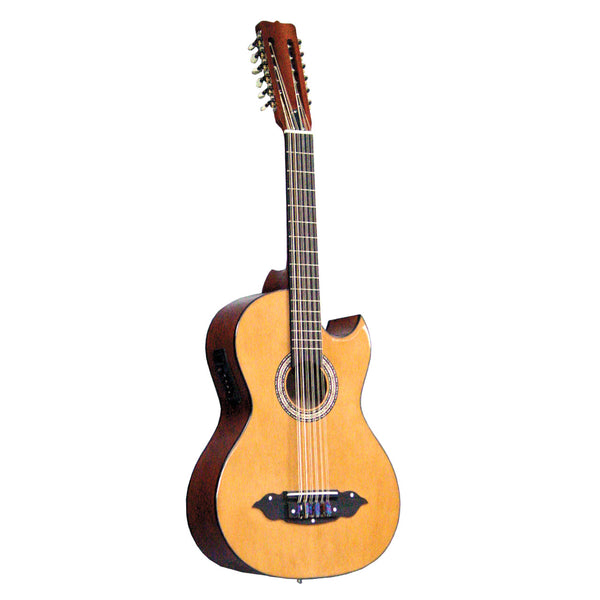 Lucida Electric Bajo Sexto With FREE Extra Set Of Strings