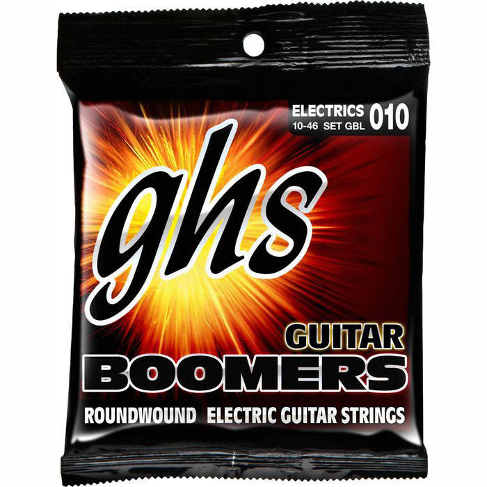 GHS Boomers Light  Electric Strings 10-46