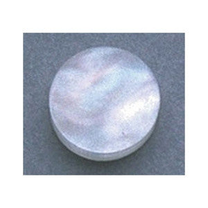 Pearl Dot Inlays, 1/4' Diameter (Pack of 12)
