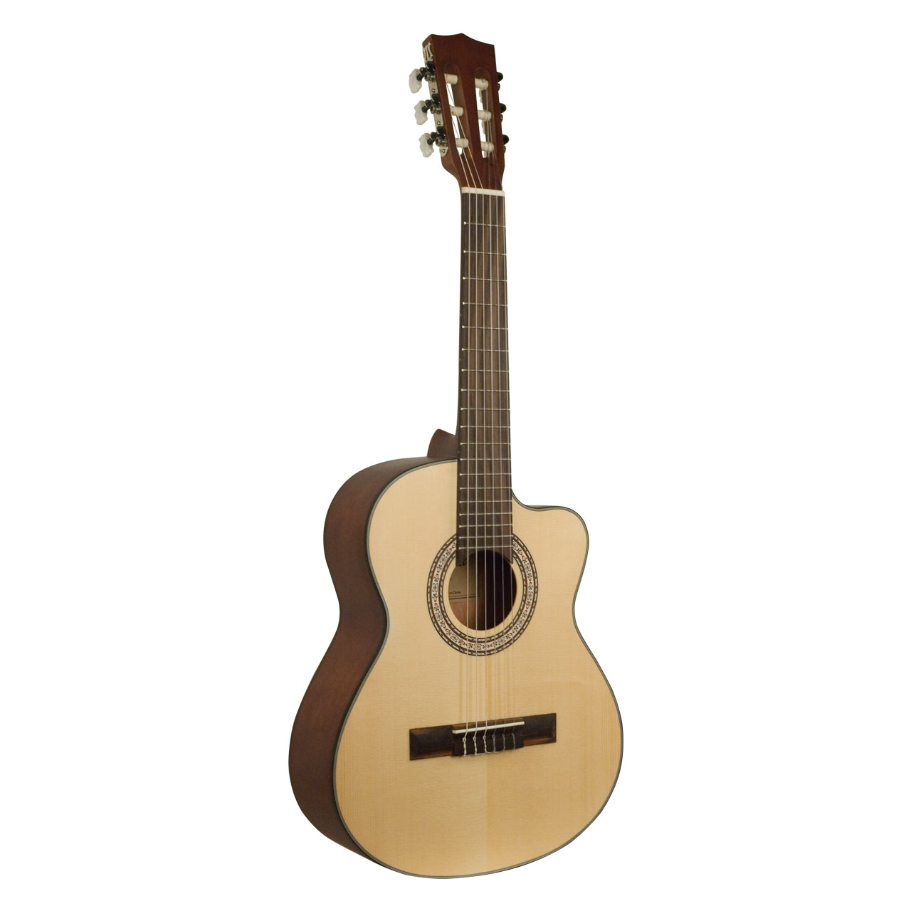 Lucida Requinto Solid Top With FREE Extra Set Of Strings
