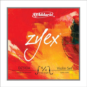 Violin, Zyex 4/4 Medium Set, Ball E, 4/4 Set
