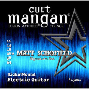Curt Mangan  Matt Schofield Signature Acoustic Strings, 11-54