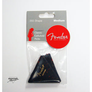 "Fender ""Triangle"" Medium  355 Style Picks (12/Pack)"