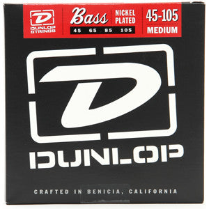 Dunlop 45-105 Nickel Wound Bass Strings