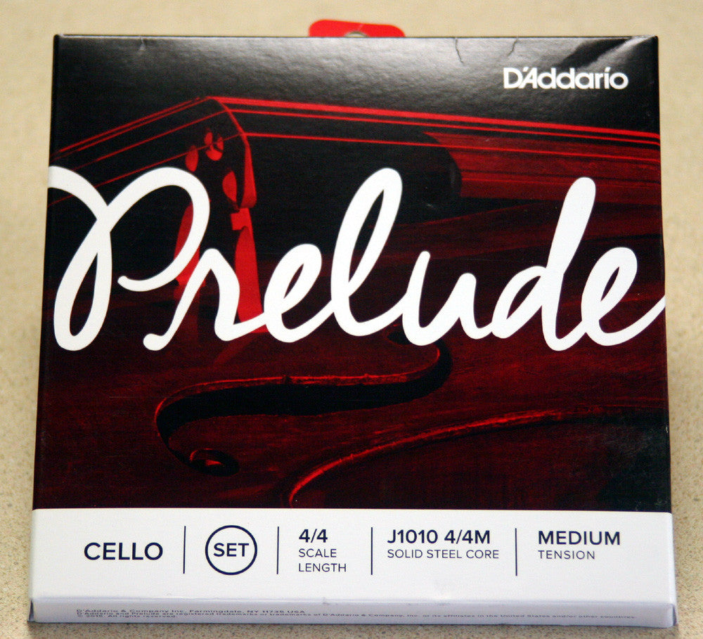 Prelude Cello Strings 4/4