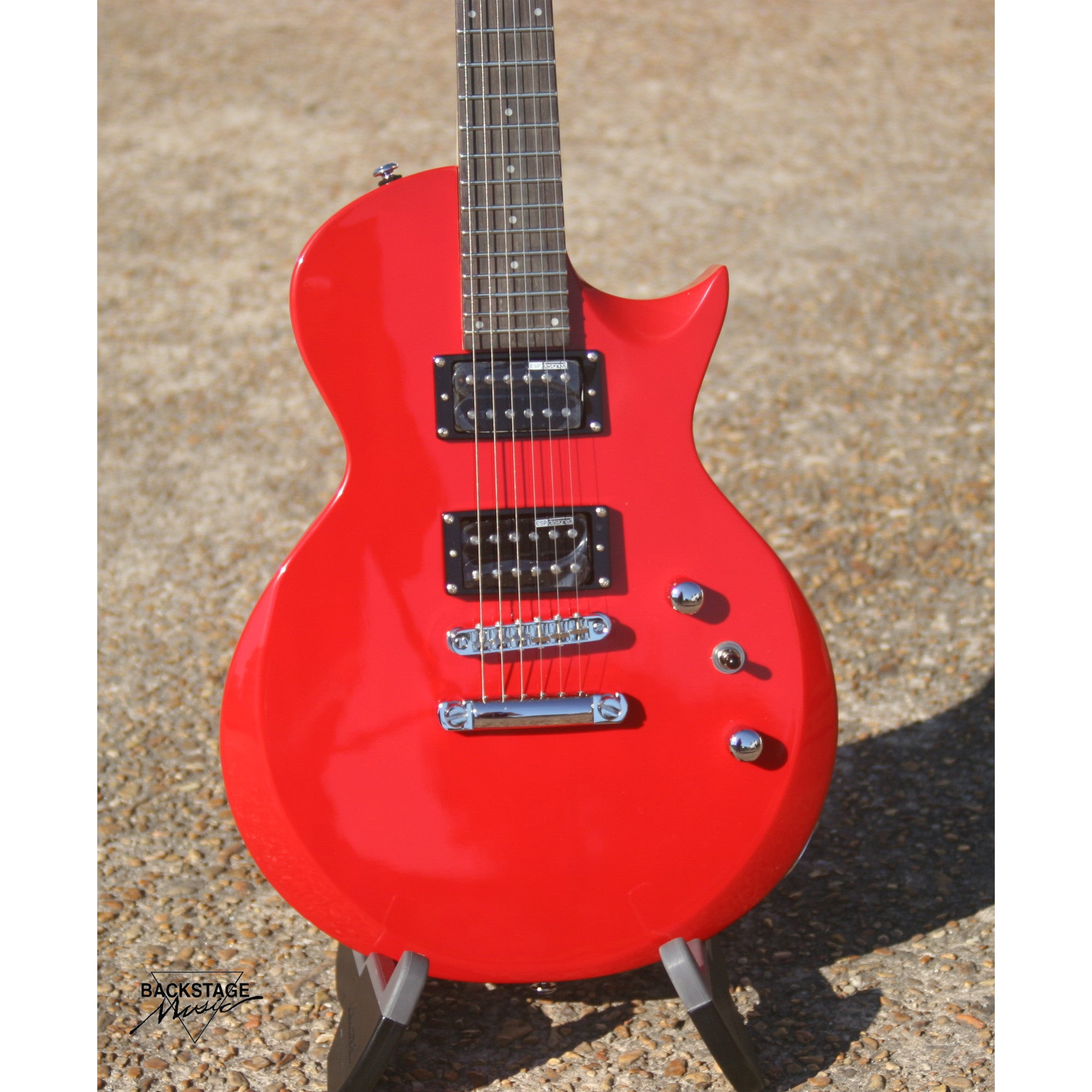 LTD EC-10 in Red, With Gig Bag, at Backstage Music