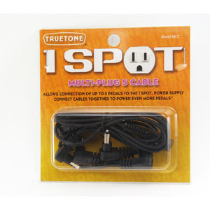 One Spot Multi-Effect Cable Set For Five Pedals