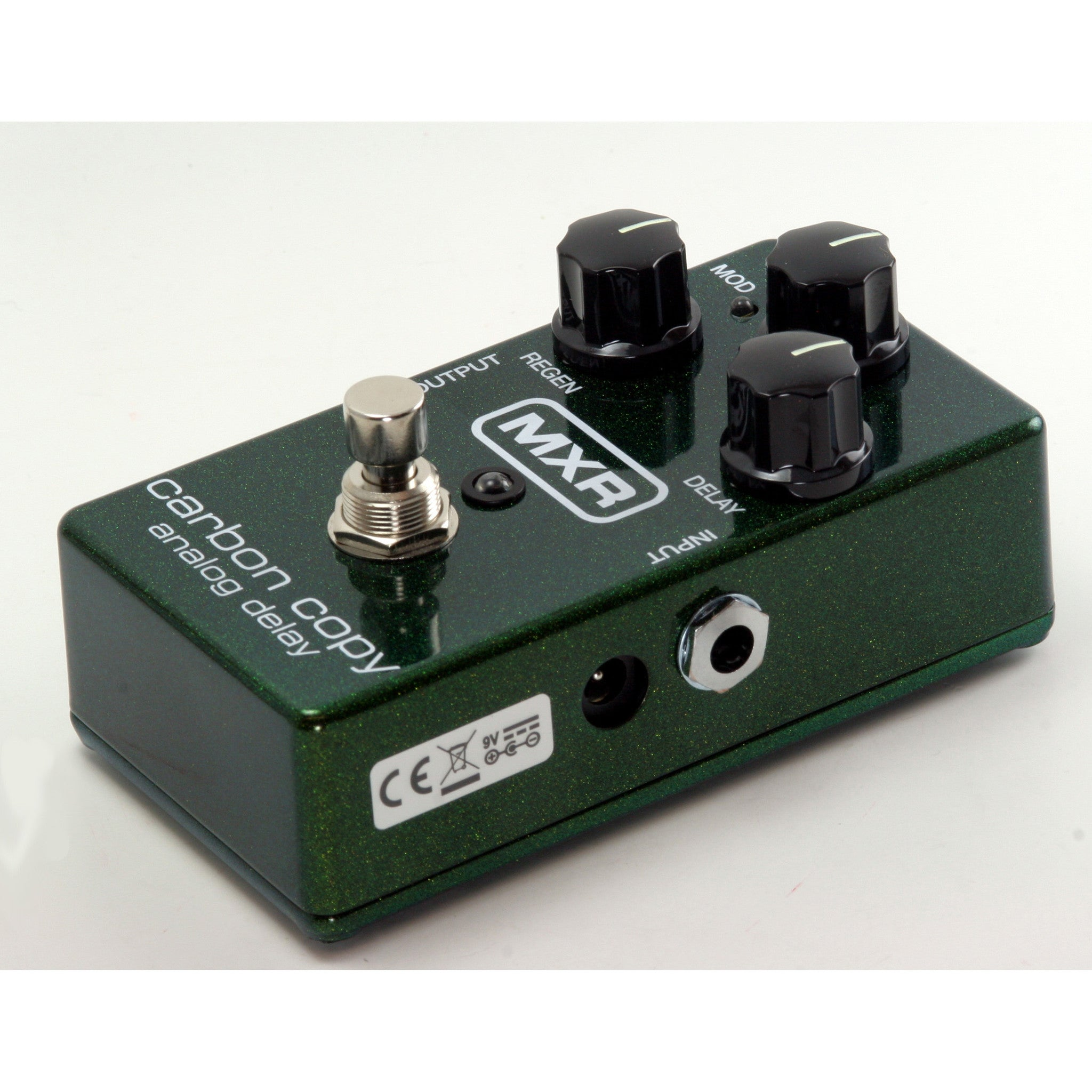 MXR Carbon Copy Analog Delay Pedal M169
