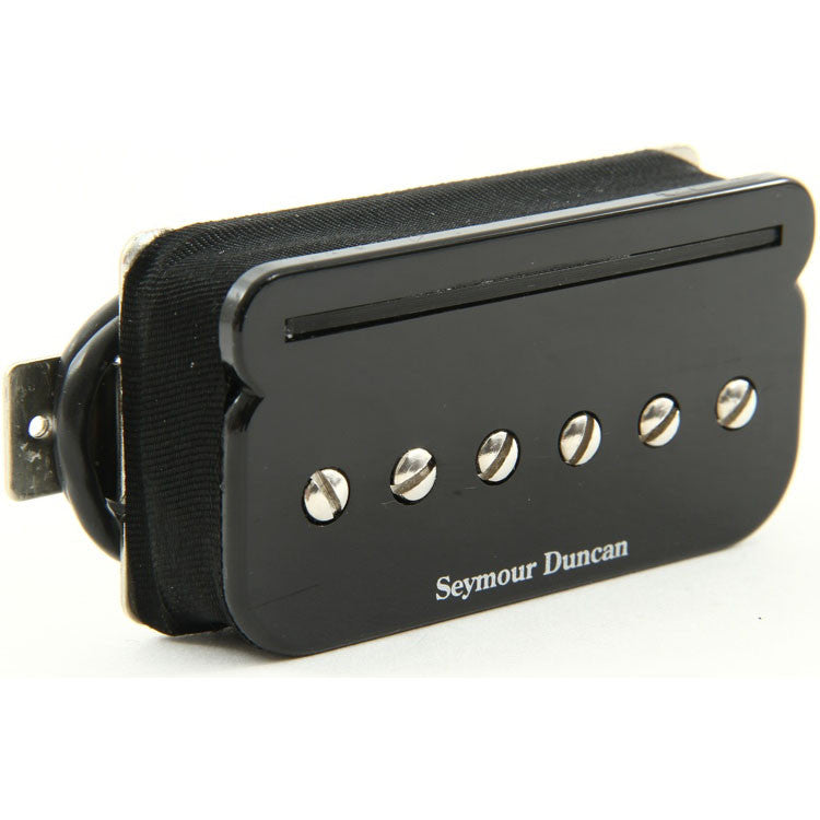 Seymour Duncan P-Rails Humbucker, Neck, Black