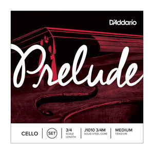 Prelude Cello 3/4 Set