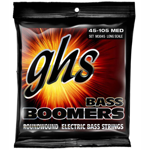 GHS Bass Boomers Bass Strings 45-105