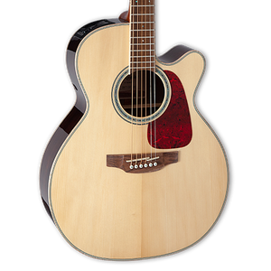 Takamine Dreadnought, Cutaway Electric, GN71CE-NAT