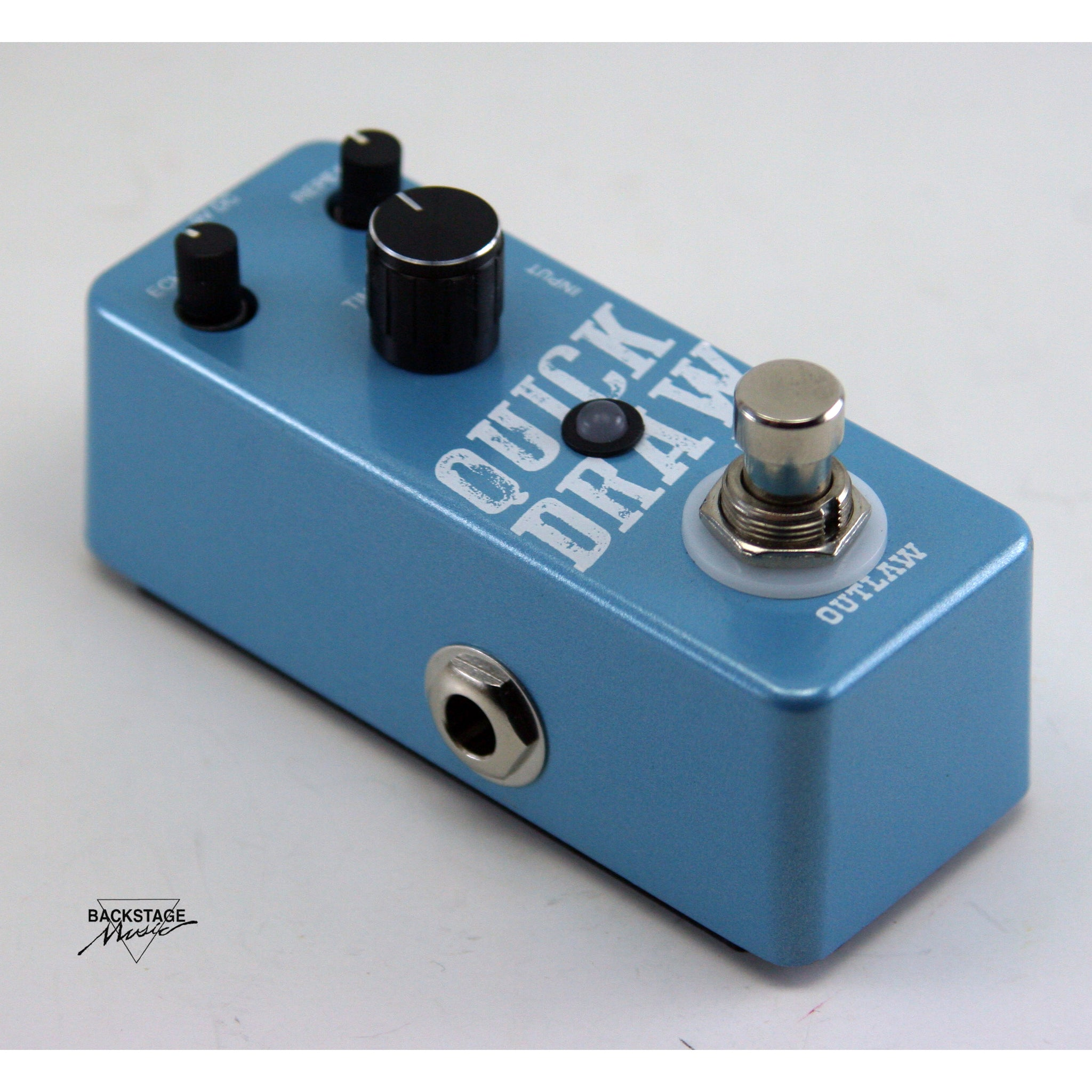 Outlaw Quick Draw Delay Pedal (New)