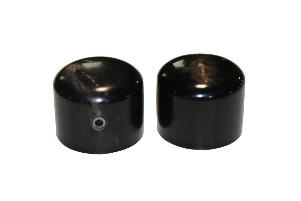 Knobs, Water Buff Horn, Pair