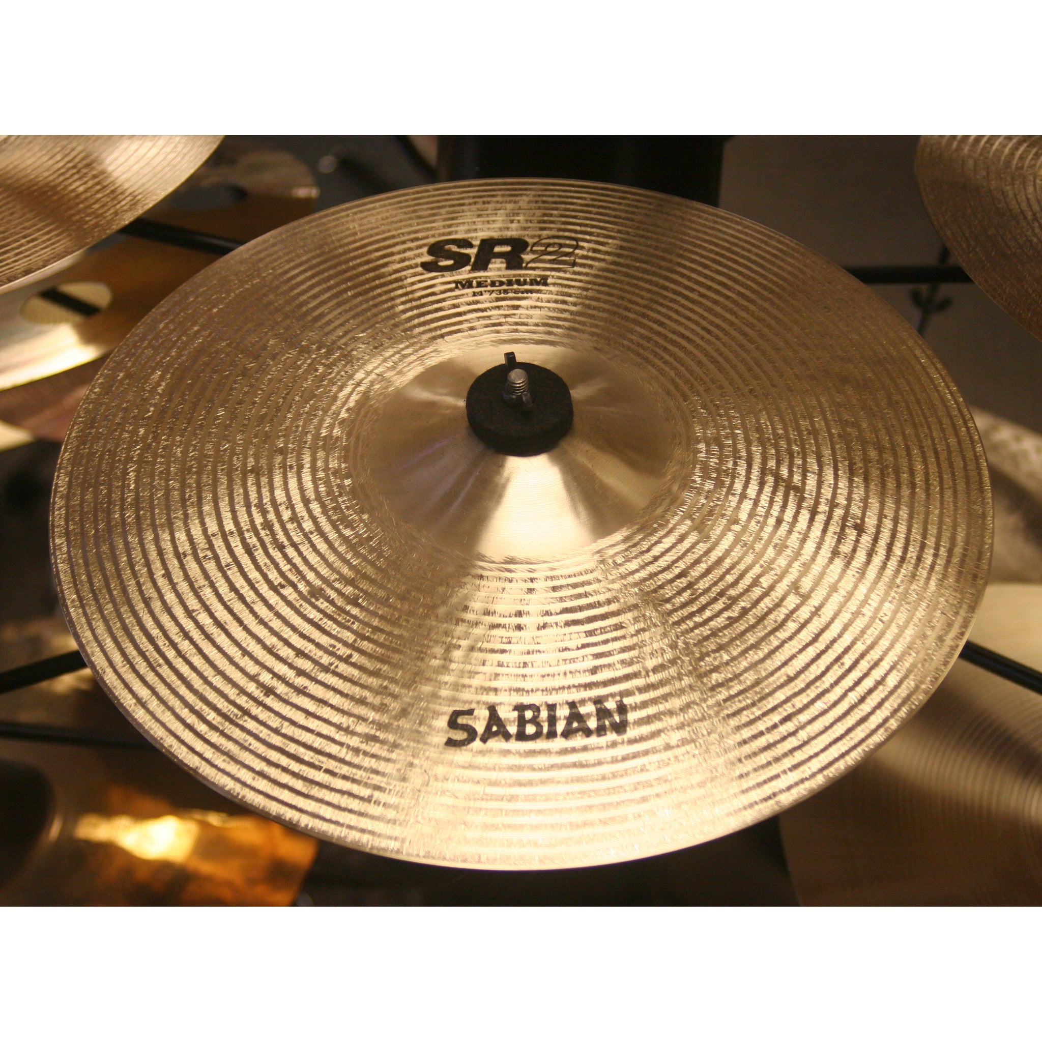 "Sabian SR2 14"" Medium Cymbal"