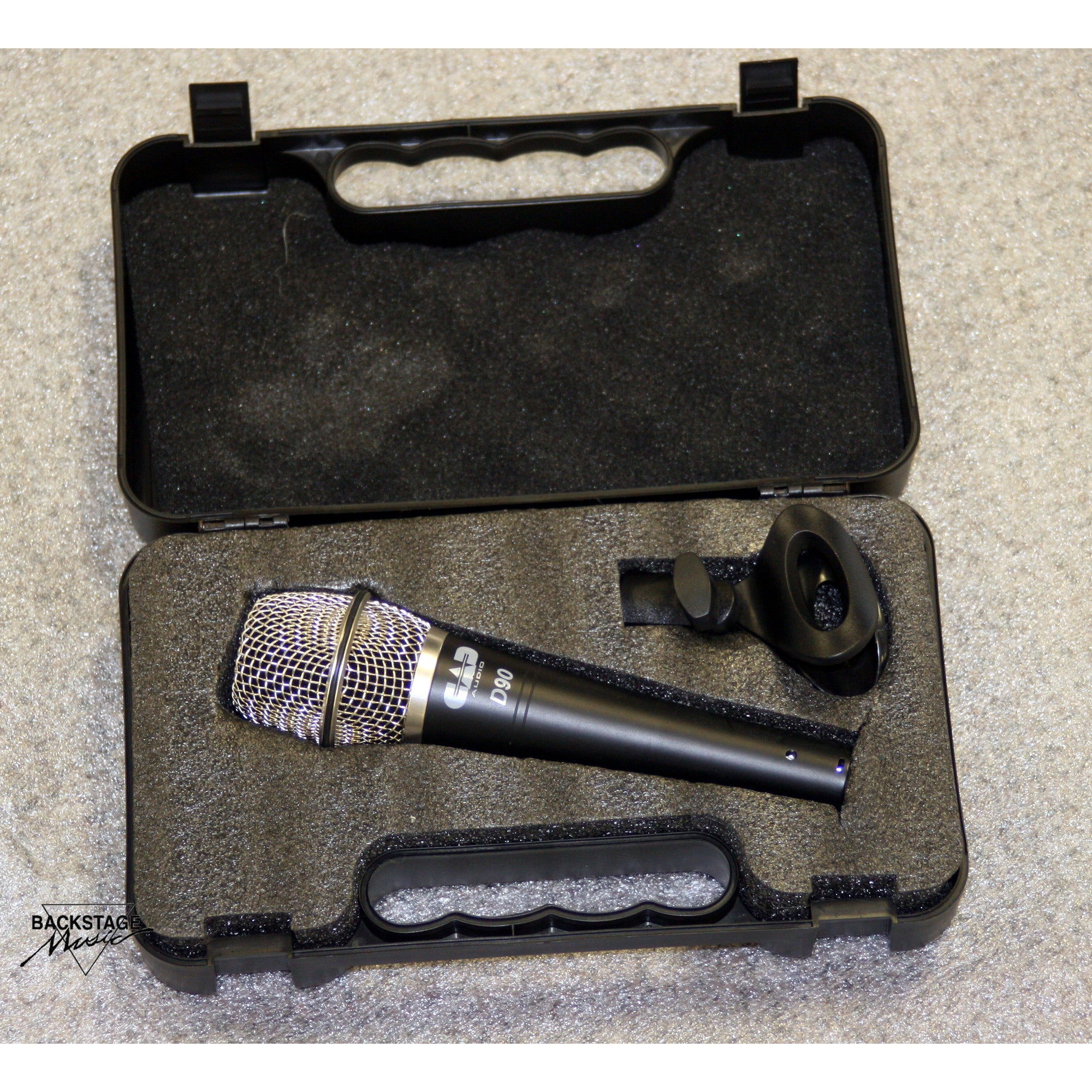 CAD Handheld Supercardioid Vocal Microphone D90