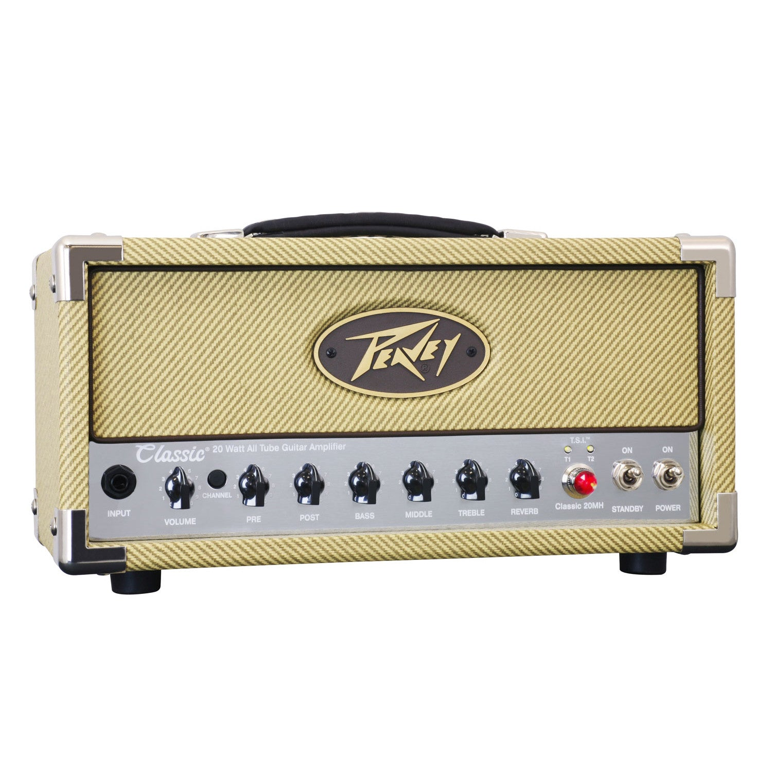 Peavey Micro 20 Tweed Head