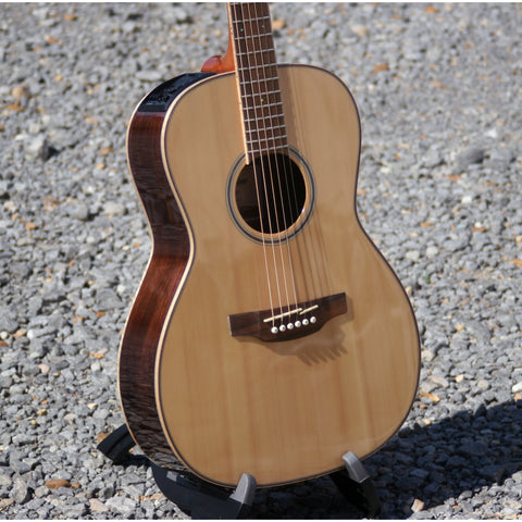 Takamine GY93E Natural Finish, Acoustic/Electric Guitar, New