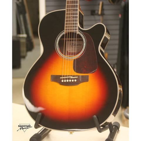 Takamine GN71CE-BSB Acoustic/Electric Guitar, New (SN 1653)