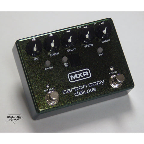 MXR Carbon Copy Deluxe M292 (NEW)