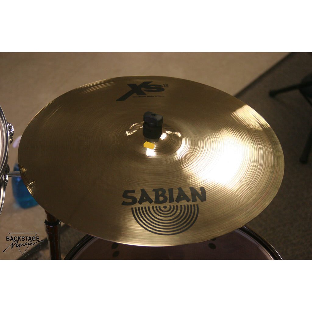 "Sabian XS20 20"" Crash/Ride Cymbal"