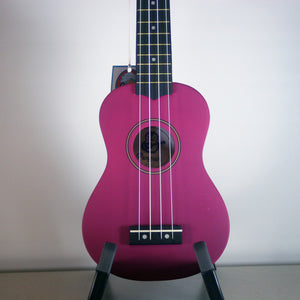 Amahi Penguin Purple Ukulele