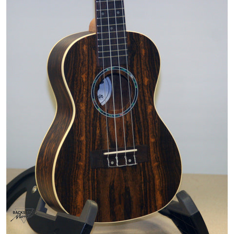 Amahi Penguin Bocote Classic Concert Ukulele, With Padded Gig Bag