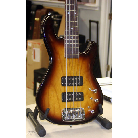 G&L Tribute L2500 Bass, Tobacco Sunburst