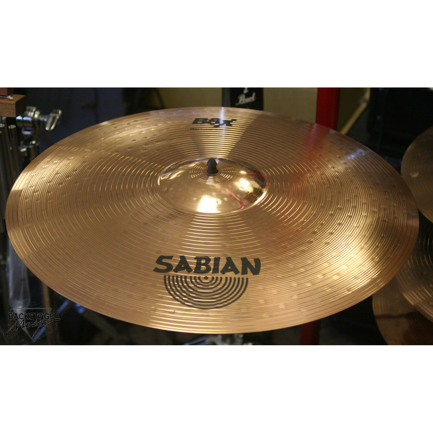 "Sabian B8X 18"" Thin Crash Cymbal"