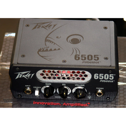 Peavey 6505 Piranha Micro Amplifier Head, Tube Driven, Cool!