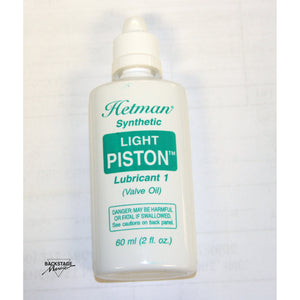 Hetman #1 Light Piston Lube For Trumpet Valves
