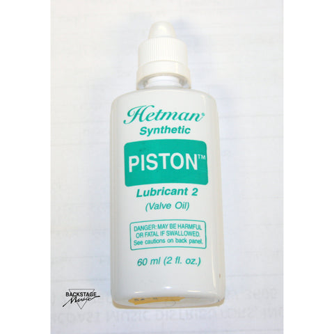 Hetman #2 Lube for Trumpet Valves
