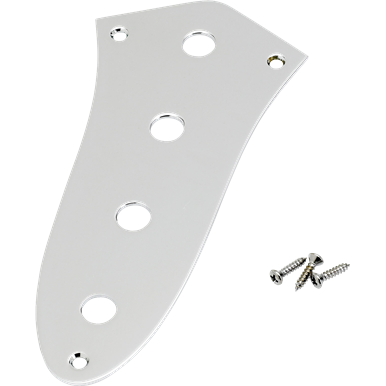 Fender Jazz Bass Control Plate