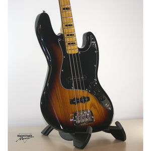 G&L Tribute JB 4 String Bass, Sunburst SN 13221