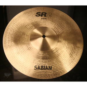"Sabian SR2 12"" Thin Splash Cymbal"