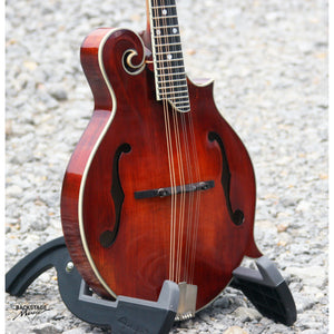 Eastman MD515/V Mandolin, F Body With Classic Varnish Finish With Hardshell Case