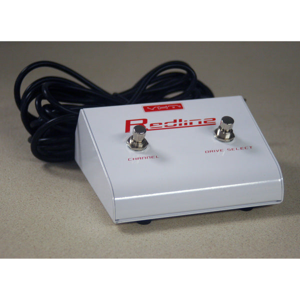 VHT Redline Amp Footswitch, 2-Button