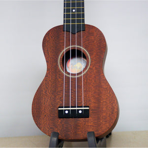 Amahi Soprano Mahogany Ukulele With Carry Bag