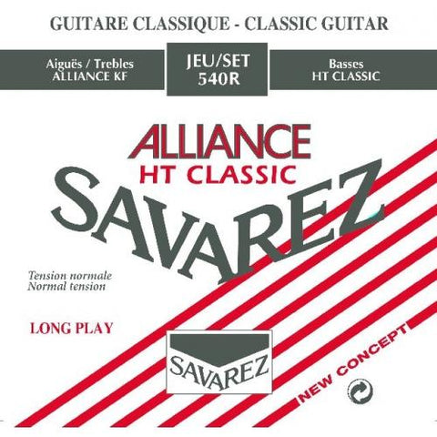 Savarez Alliance High-Tension Classical Strings 540R HT
