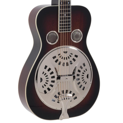 Recording King Squareneck Mahogany Resonator, Free Case and Free Shipping