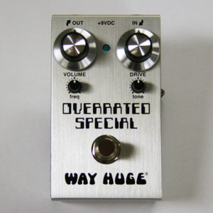 Way Huge Overrated Special Mini Pedal (NEW)