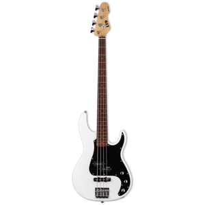 LTD AP204 Snow White 4 String Bass