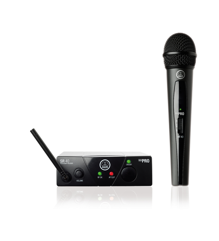 AKG Cordless Microphone System (Channel B)