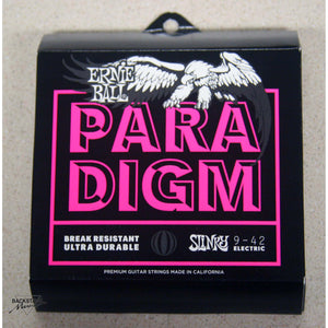 Ernie Ball Paradigm Electric Guitar Strings 9-42