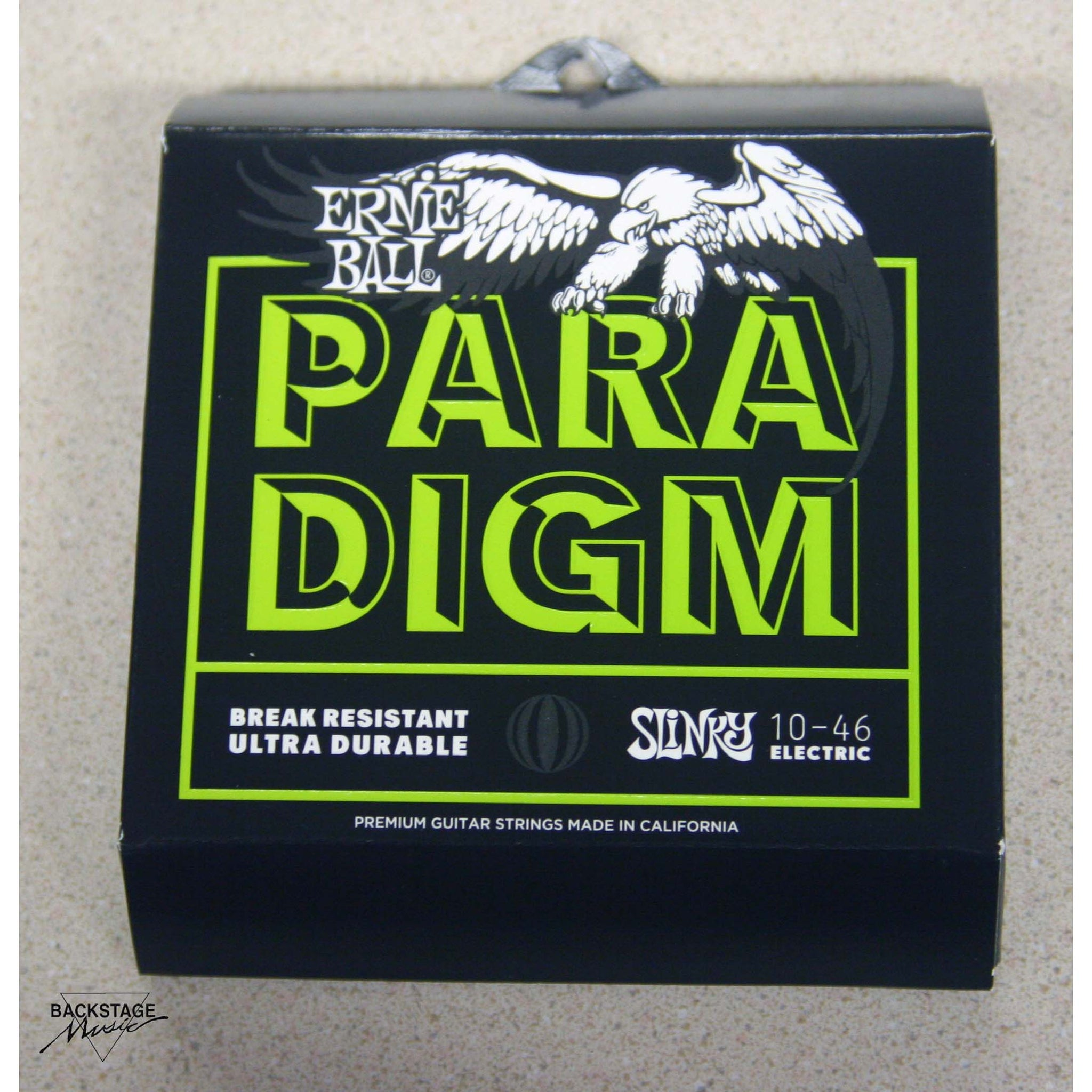 Ernie Ball Paradigm Electric Guitar Strings 10-46