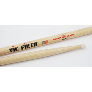 Vic Firth 5A Nylon-Tip Drum Sticks
