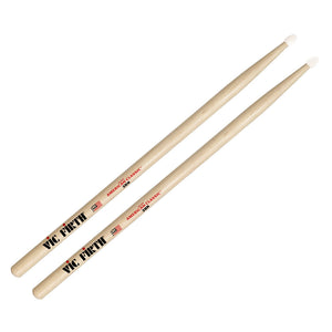 Vic Firth 5B Nylon-Tip Drum Sticks