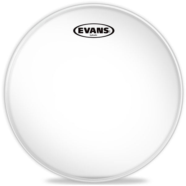"Evans 14"" Hydraulic Glass Drum Head"